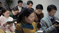 광저우(廣州)시에서 탄압받는 종교 단체의 약물 중독 재활센터