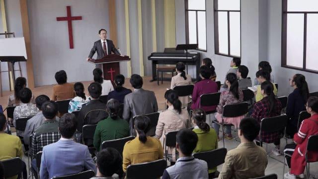 목사 설교